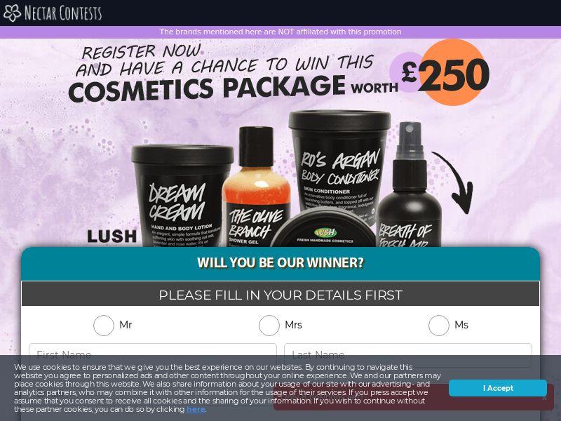 NectarContests - Lush CPL [UK]