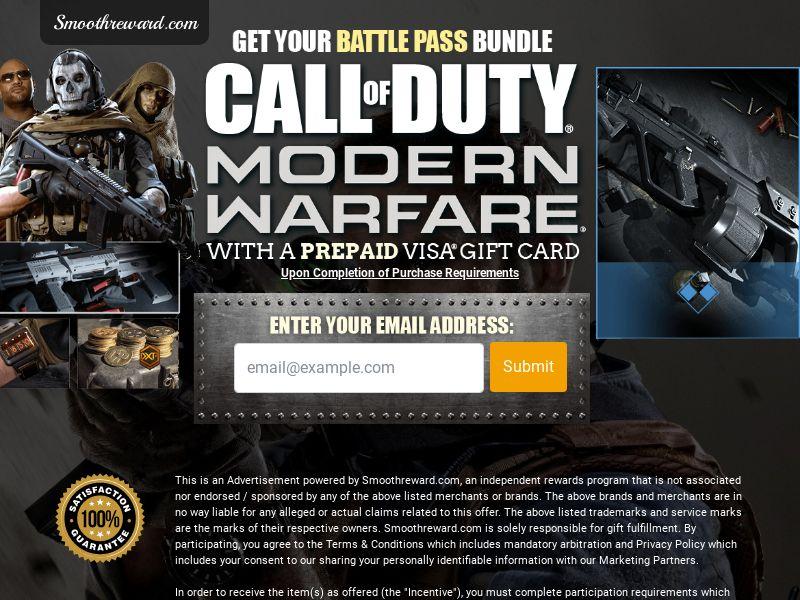 COD: Battle Pass Bundle - US