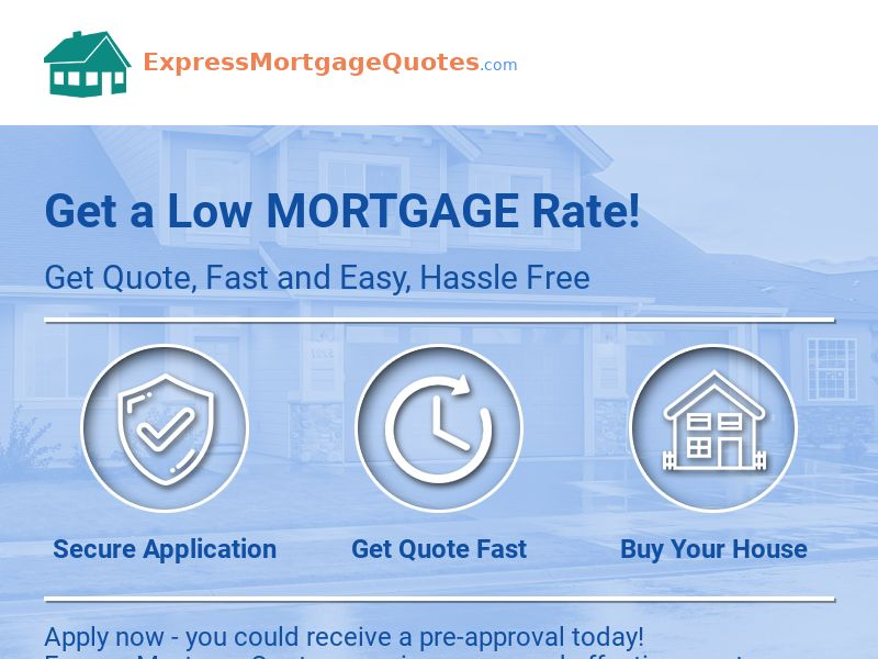 US -Express Mortgage Quotes - SOI - CPL