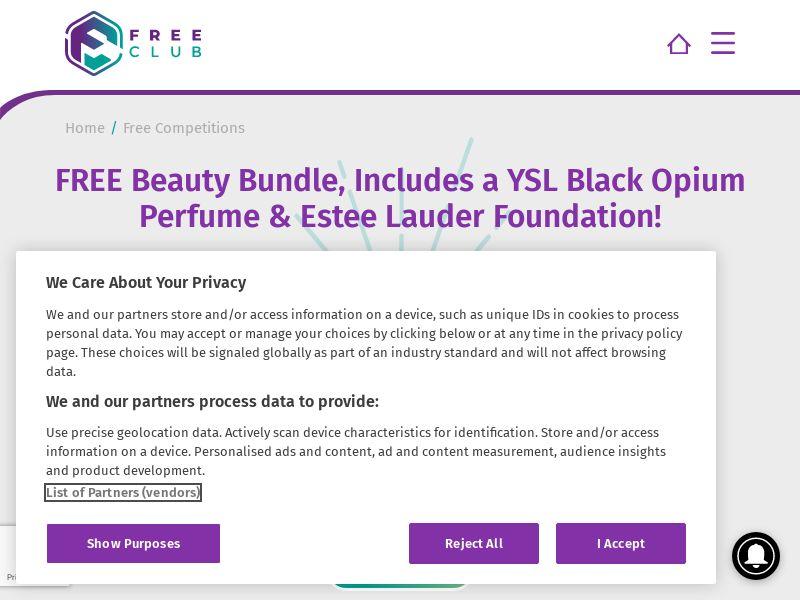 FreeClub - Beauty Bundle CPL [UK]