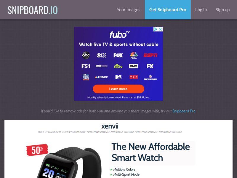 41687 - ALL - Smart Watch - SS