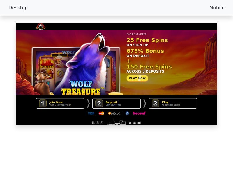 Moons Casino CPA [AU/NZ/CA] [Desktop/Mobile]