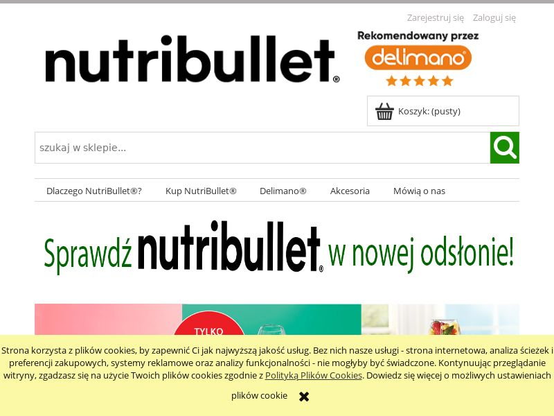 NutriBullet - PL (PL), [CPS], Health and Beauty, Food, Diets, Appliances and Electronics, Household goods, Sell, coronavirus, corona, virus, keto, diet, weight, fitness, face mask, shop, gift