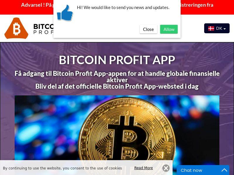 Bitcoin Profit App Danish 2850