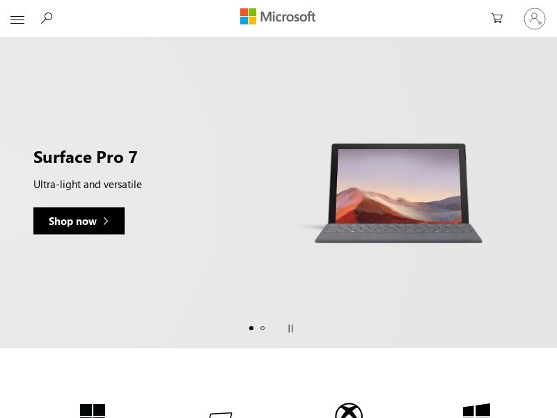 Microsoft CH CPS