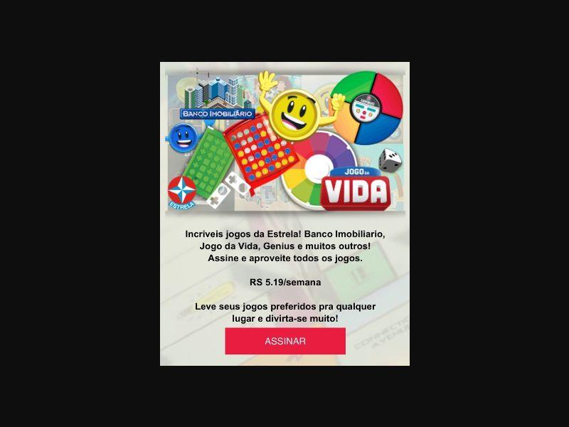 MOB Life Games - TIM / BR