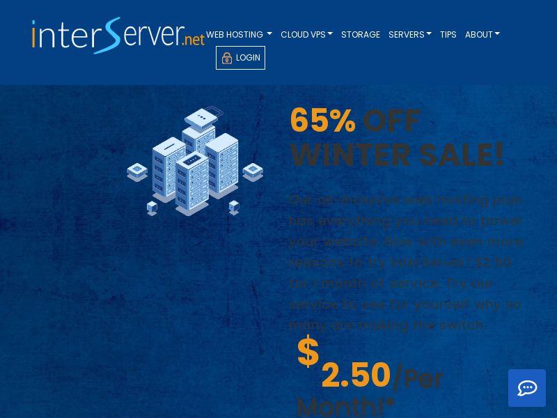 Interserver.net CPA - Worldwide