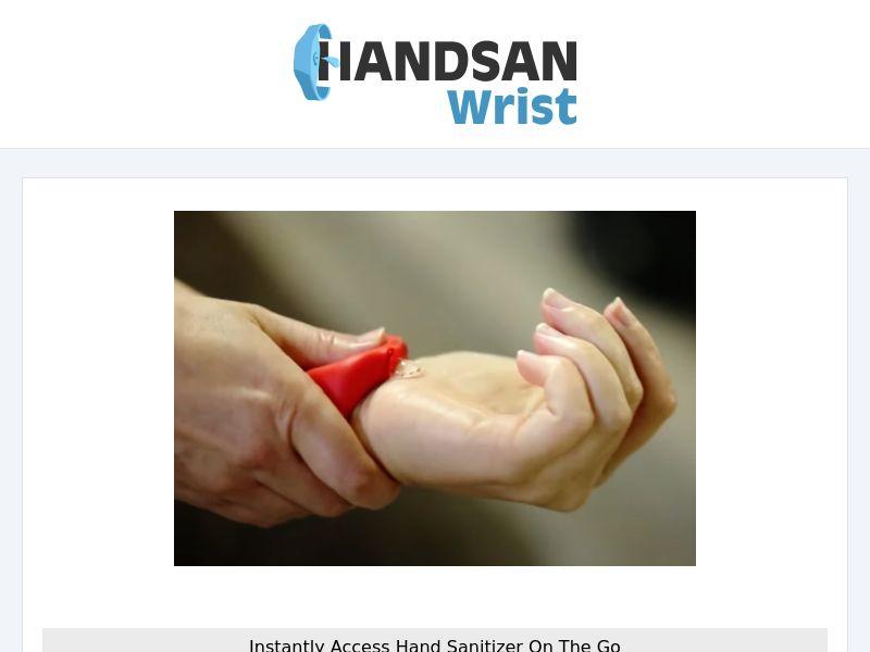 Handsan Wrist INTL - All Languages