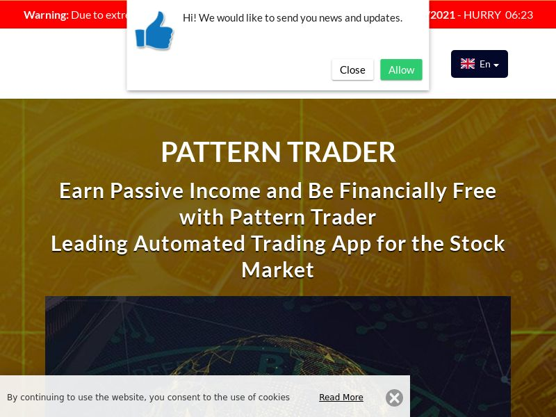 Pattern Trader Finnish 1928
