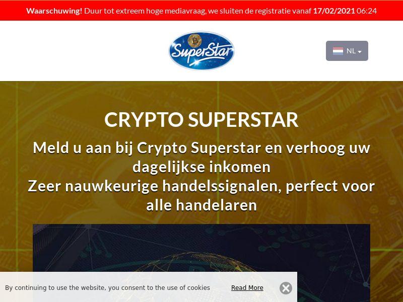 Crypto Superstar Dutch 2090