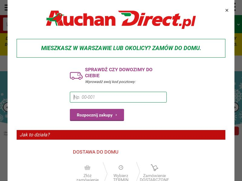 Auchan Direct - PL (PL), [CPA], Health and Beauty, Cosmetics, Food, House and Garden, For children, Household items, Sell, coronavirus, corona, virus, keto, diet, weight, fitness, face mask, shop, gift