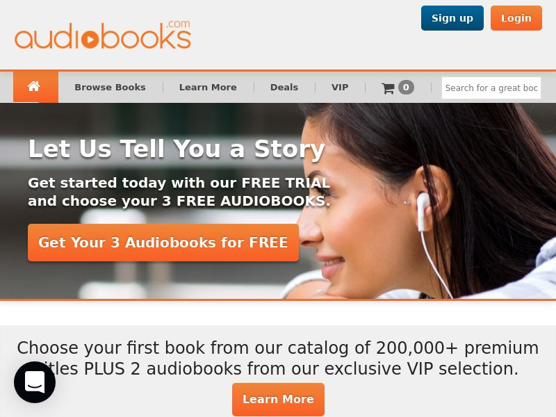 Audiobooks - mobile and desktop traffic - US - CPA - Free trial - Incent OK - Delayed batch reporting