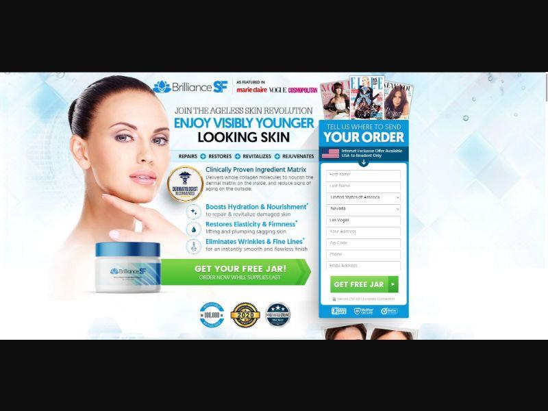 Brilliance SF - Skin Care - SS - NO SEO - [31 GEOs]