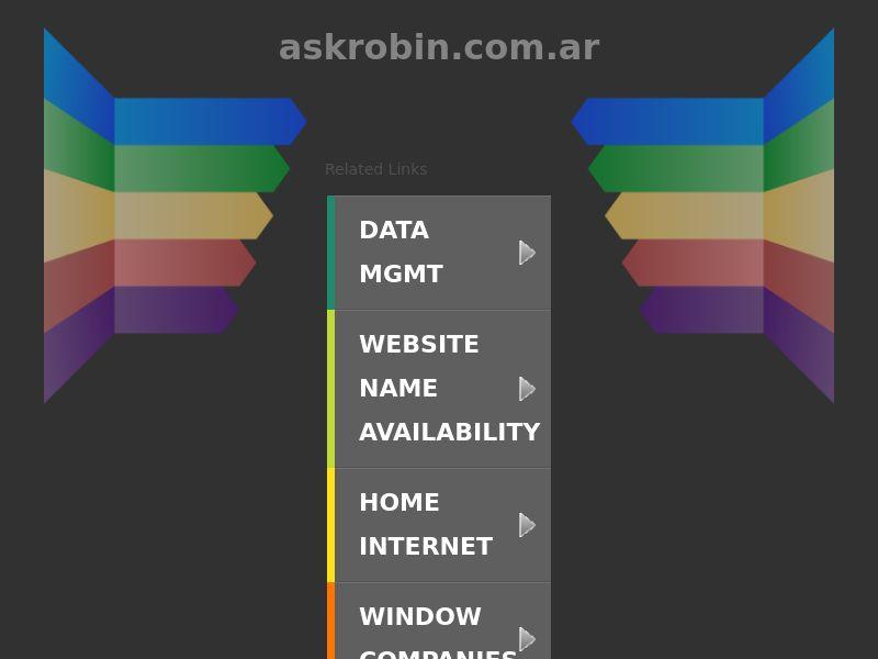 askrobin.com.ar