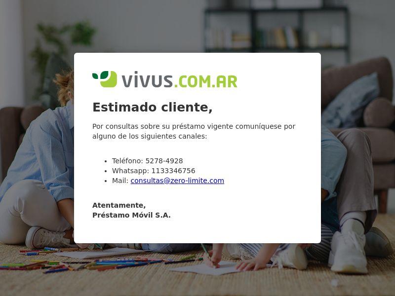 vivus (vivus.com.ar)
