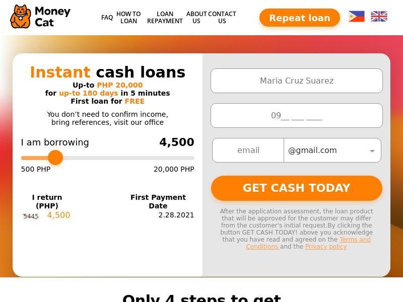 MoneyCat CPL PH