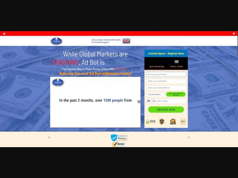 Libra Profit System - 25 min CTC - VSL - Crypto - SS - [UK]