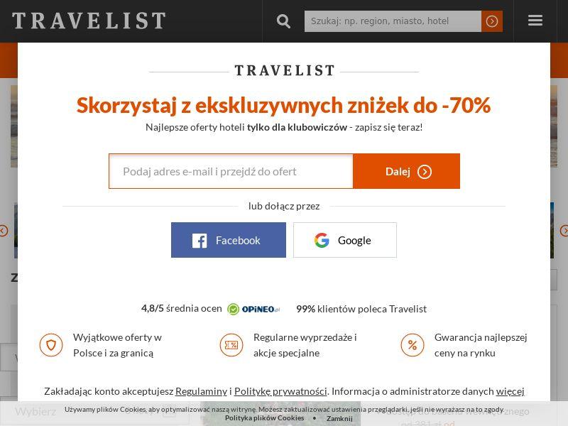 TRAVELIST - PL (PL), [CPS]