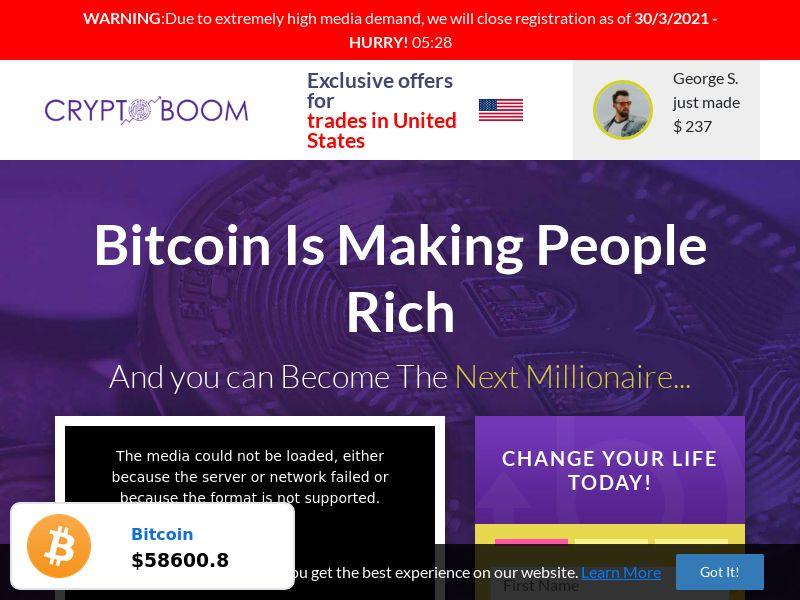 Crypto Boom - v2
