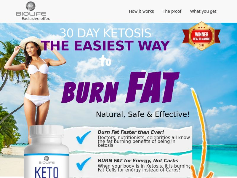 KetoCleanse - Trial - DE/IT/FR - Diet