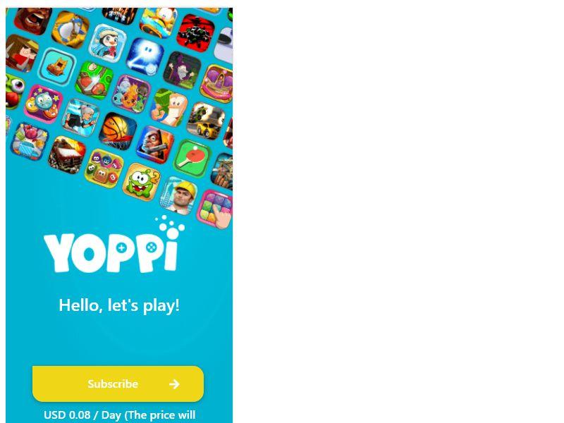 Yoppi Games Smart