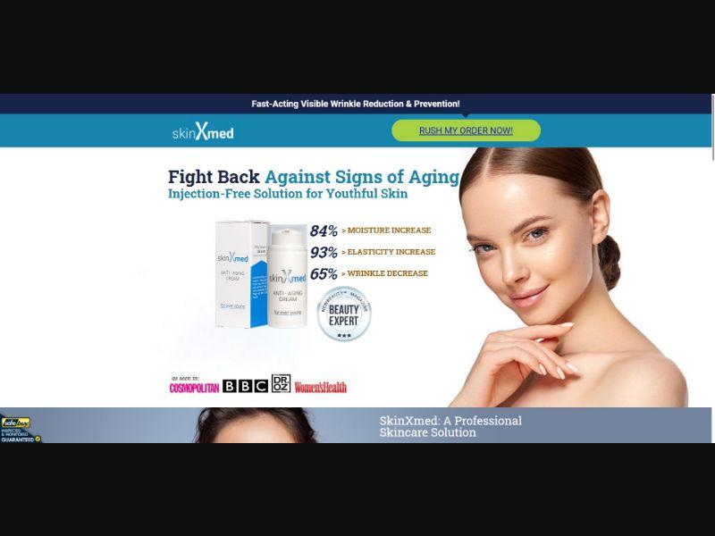 SkinXmed Anti Aging Cream - Skin Care - SS - [UK]