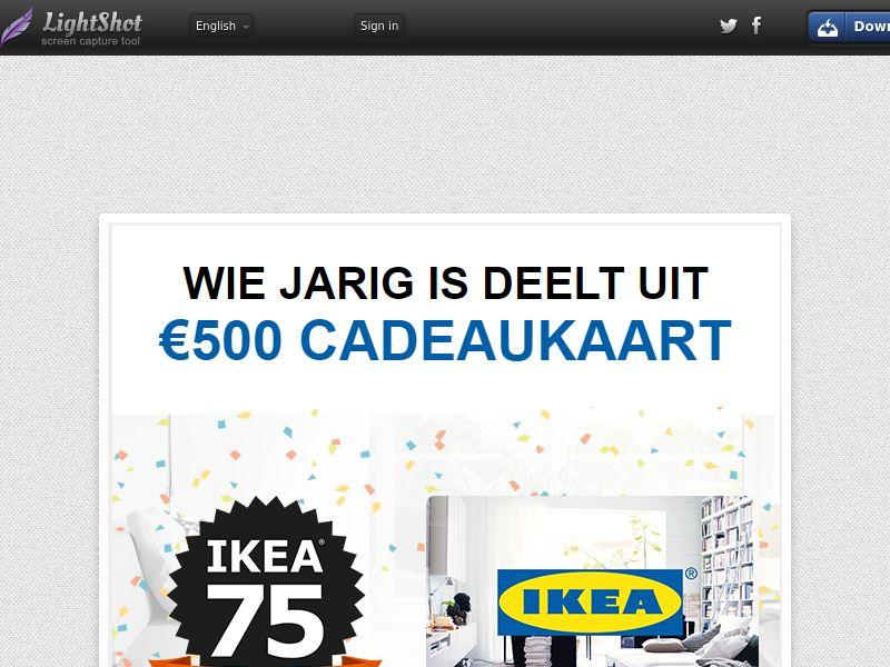 BE   SOI   Ikea 75   NL Lang