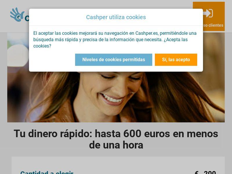 cashper (cashper.es)