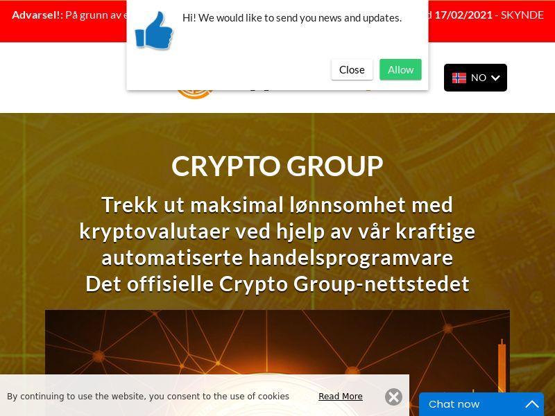 The Crypto Group Norwegian 3107