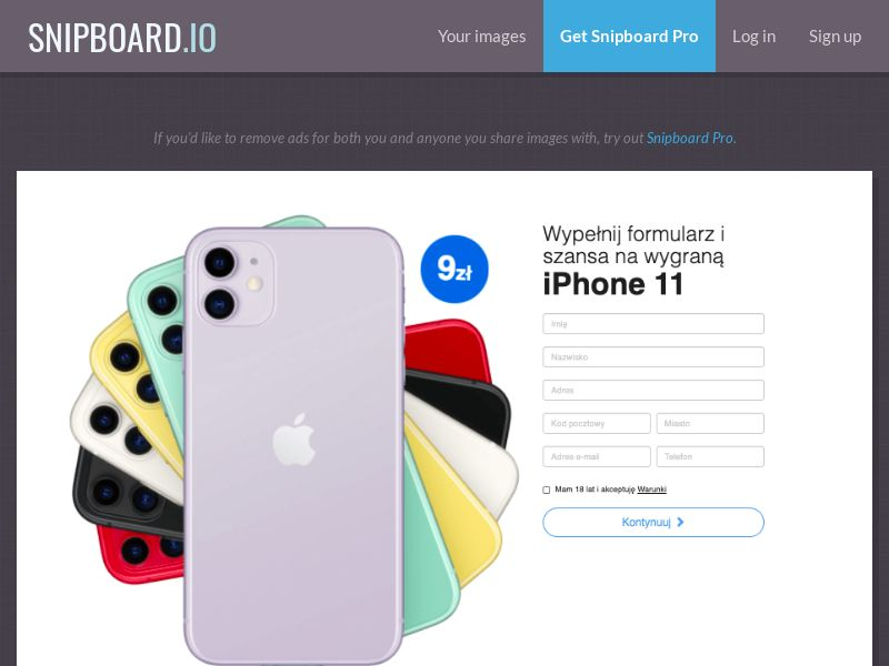 37211 - PL - BigEntry - iPhone 11 v2 - CC submit