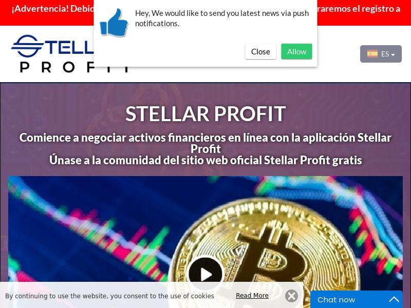 Stellar Profit Spanish 2950