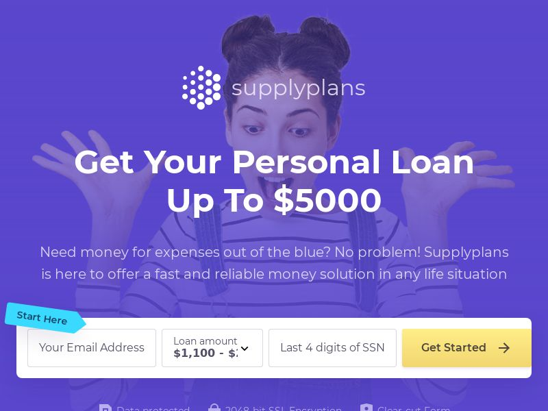 Supplyplans.com - Personal Loans [US]