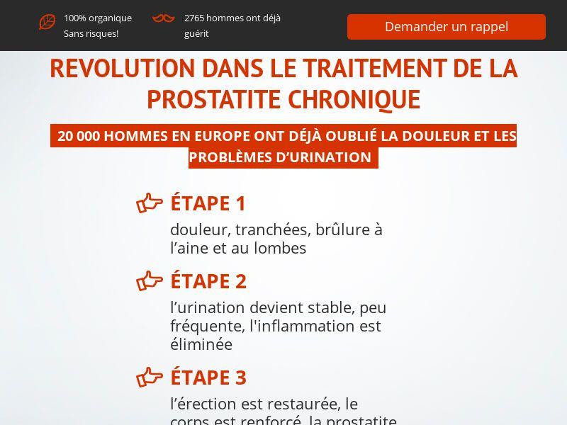 Prostaline FR