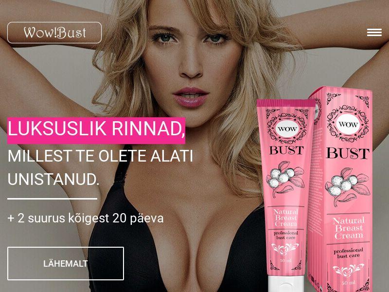 Wow Bust EE - breast enhancement cream
