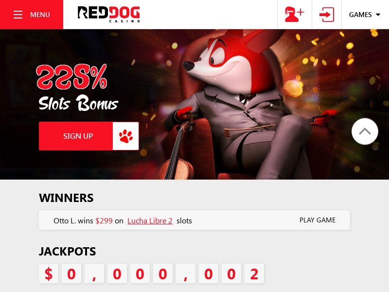 Reddog casino - CPA - CA/AU