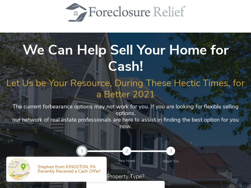 Foreclosure Relief - CPL - US [DIRECT]