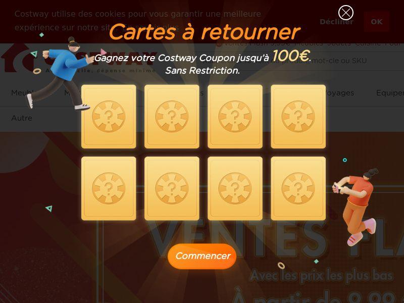 Costway - FR (FR), [CPS]