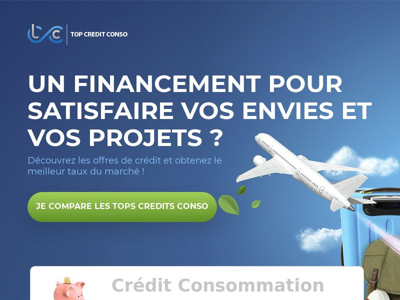 TopCreditConso [FR] (Email,Native) - CPL {EmailProofRequired}