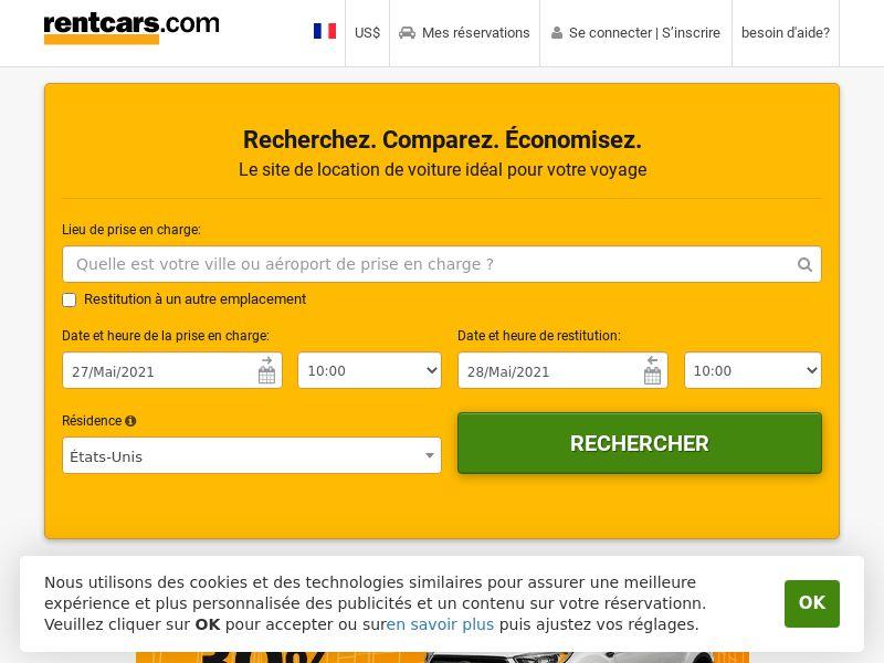 Rent Cars - FR (FR), [CPS]