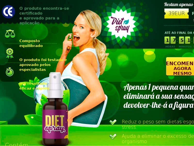 Diet Spray PT - weight loss treatment