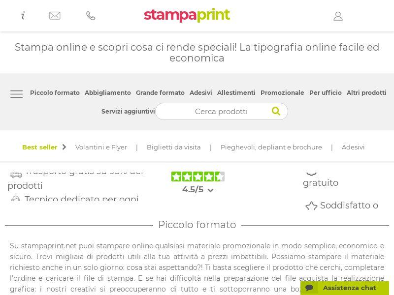 Stampaprint IT