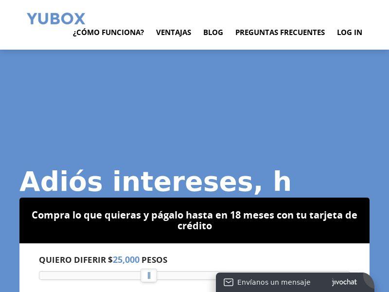 yubox (yubox.mx)