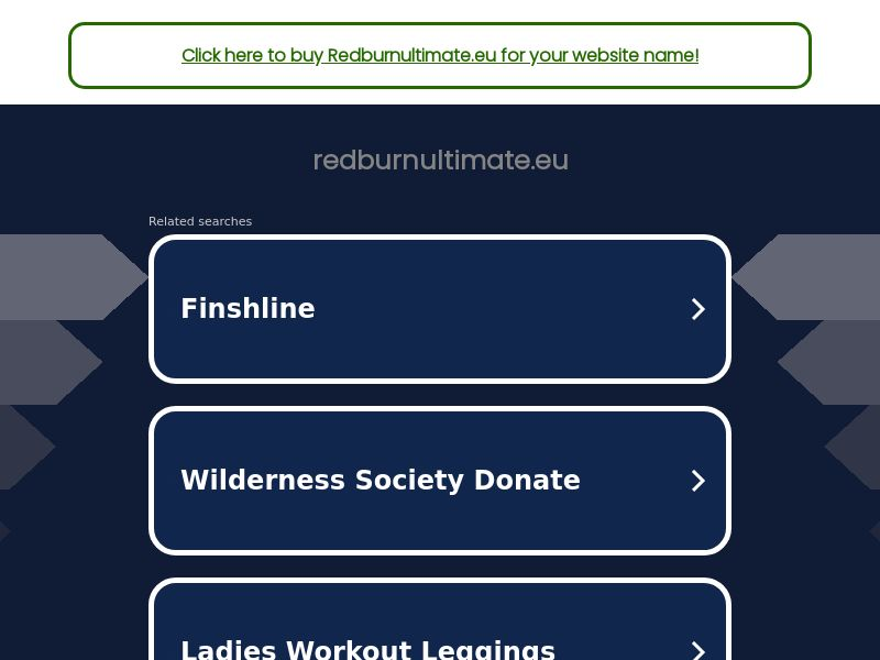 RedBurn Ultimate - COD - [DE]