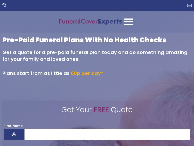UK - FuneralCoverExperts - (Email)