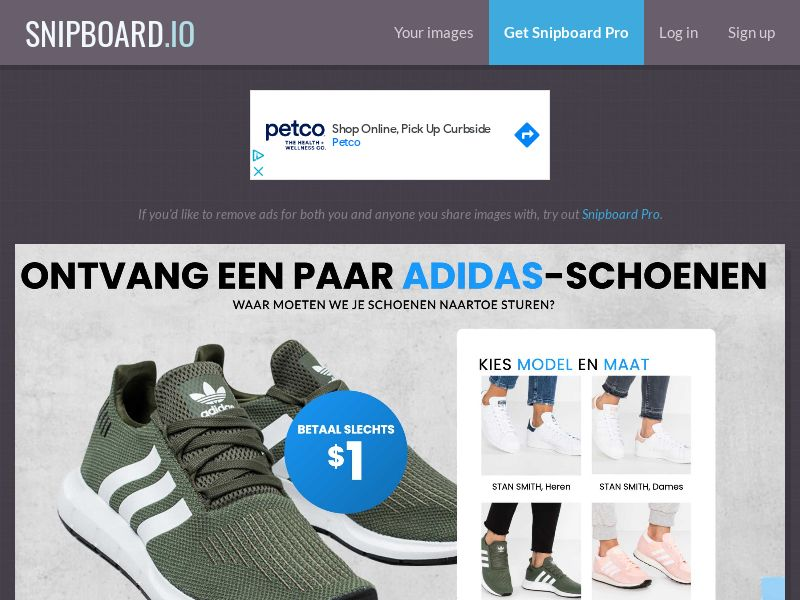 CoreSweeps - Adidas Shoes CH - CC Submit