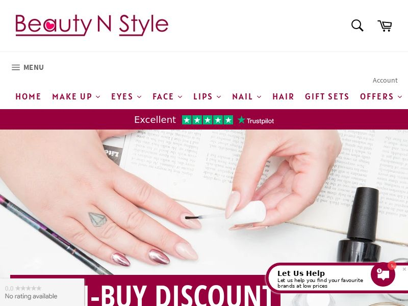 Beautynstyle - UK (GB), [CPS]