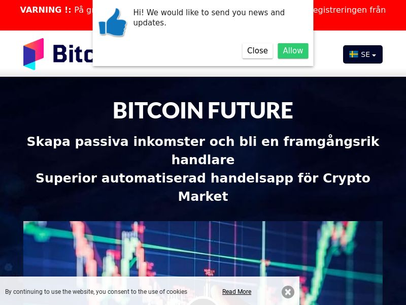 Bitcoin Future Swedish 2209