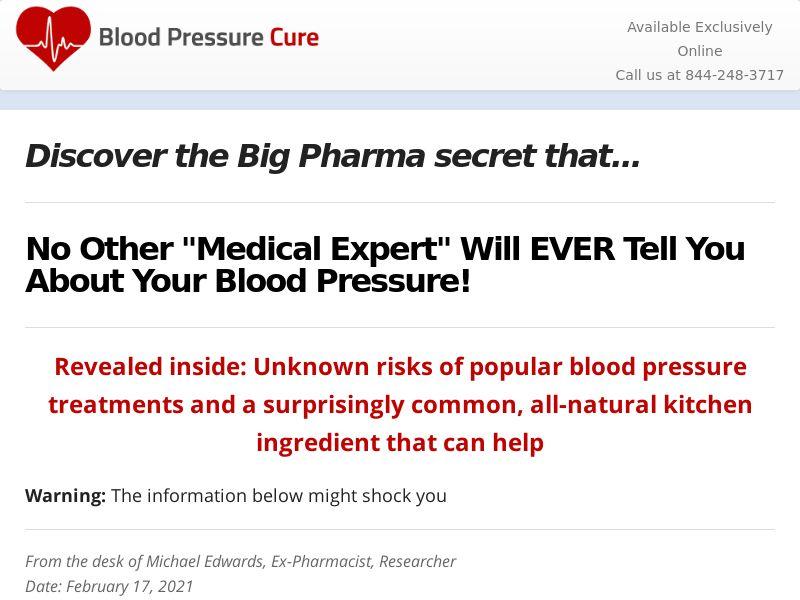 StrictionBP [BLOOD PRESSURE] [VSL] - CPA - Straight Sale - US