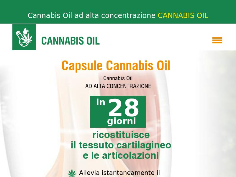 Cannabis Oil IT(joints)