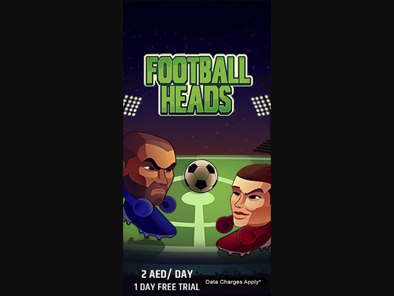 Footbal Heads (AE)